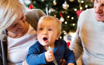 Die schönsten Weihnachtsgeschenke für Enkel