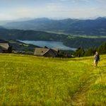 Entlang des Alpe-Adria-Trails