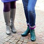 Herbst-Trend: Stiefel perfekt kombinieren