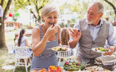 Gesund Altern mit der richtigen Ernährung