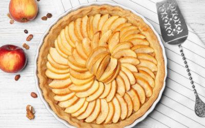 Unser Lieblingsrezept für Apfelkuchen