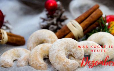 Unsere Rezepte für Dezember – Woche 1