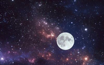 Himmlische Anziehungskraft: Musik über den Mond