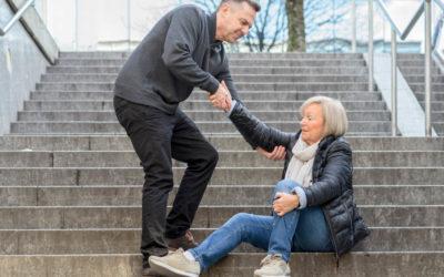 Sturz-Risiko – So üben Sie richtig fallen