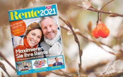 Sonderheft Rente 2021