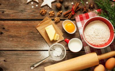 Weihnachten daheim: So halten Sie Ihr Gewicht