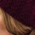 Zum Selberstricken: Mütze aus Merino-Wolle