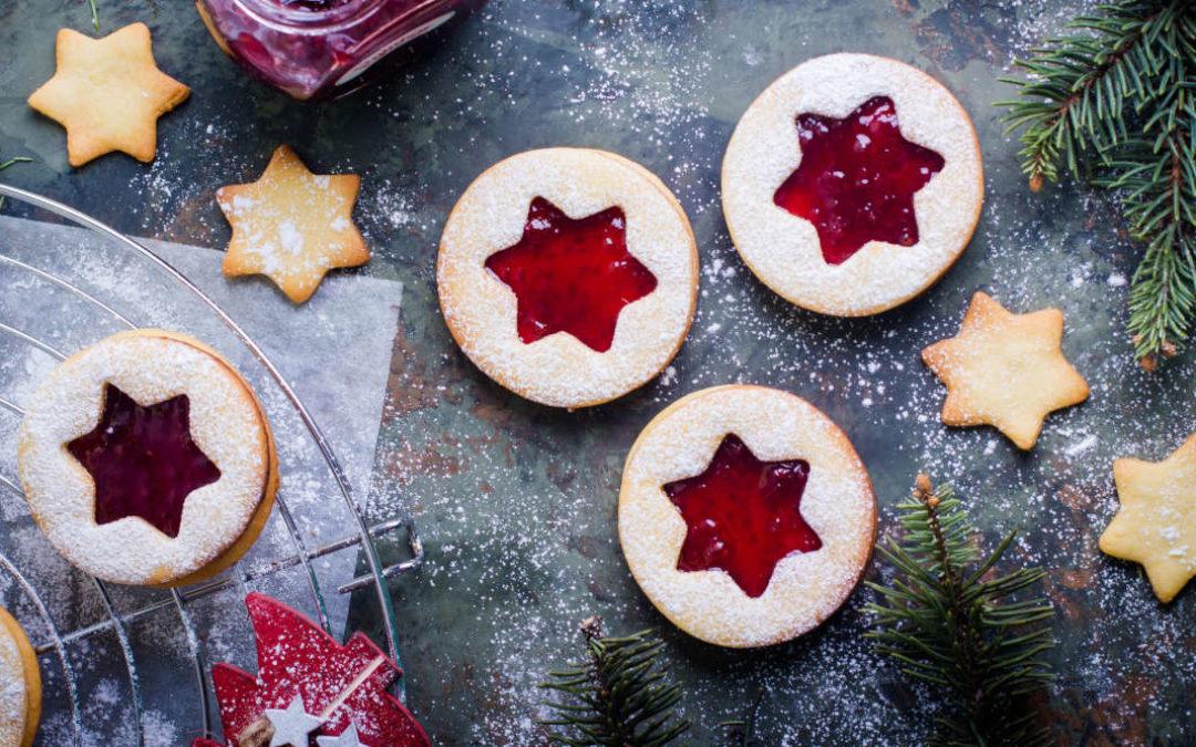 Die liebsten Weihnachtsplätzchen der Redaktion