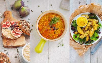 Reizdarm-Ernährungsplan – Sonntag