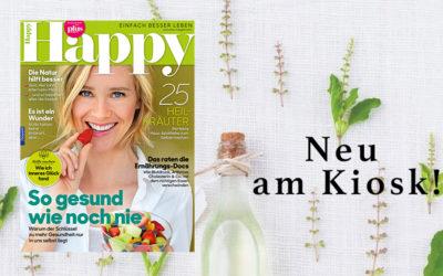 Sonderheft Happy – Sanfte Medizin