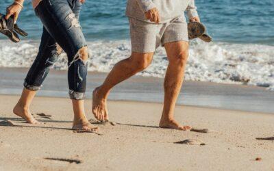 Wie Sie Ihre Beine und Venen fit halten