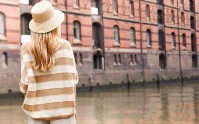 Streifenlook: Strickanleitung für Sommerpullis